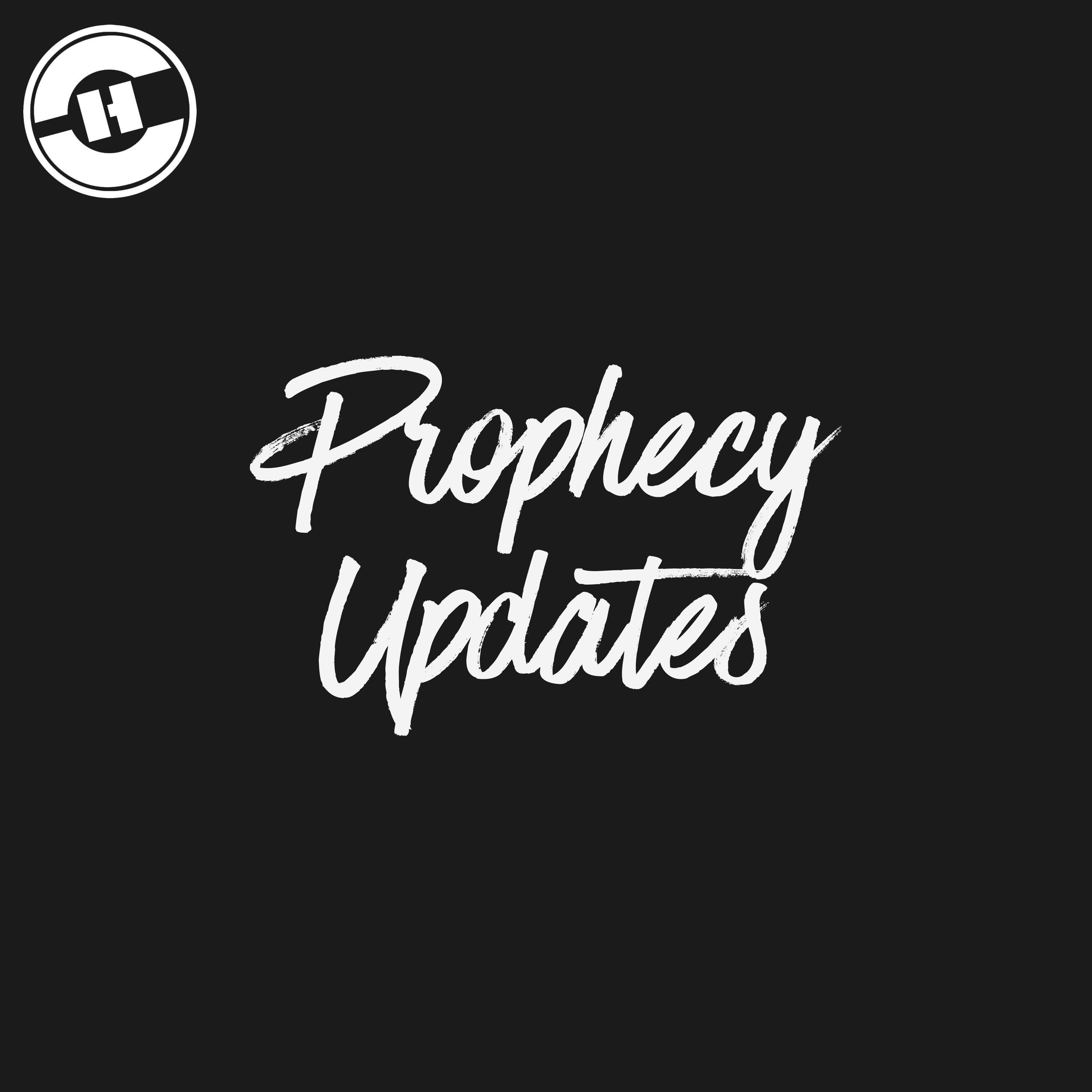 Calvary Hanford Prophecy Updates